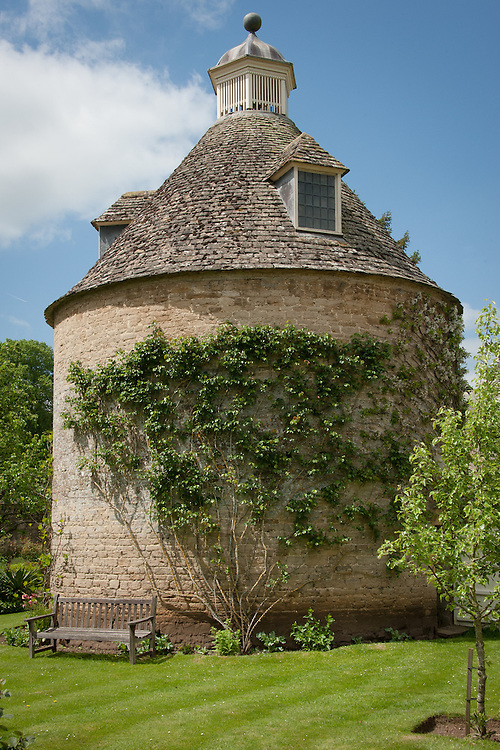 Pigeon House, Rousham House and Garden.
