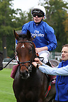October 01, 2017, Chantilly, FRANCE - Masar with James Doyle up at the Qatar Prix Jean-Luc Lagardere (Grand Criterium) (Gr. I) at  Chantilly Race Course  [Copyright (c) Sandra Scherning/Eclipse Sportswire)]