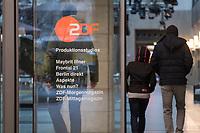 2020/01/22 Medien | ZDF | Hauptstadtstudio