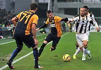 2014/12/14 Udinese vs Hellas Verona