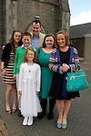 Collon First Communion 2012