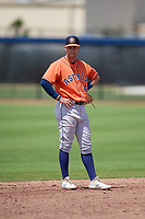 Houston Astros Trey Dawson (41) during a Minor League Spring Training Intrasquad game on March 28, 2019 at the FITTEAM Ballpark of the Palm Beaches in West Palm Beach, Florida.  (Mike Janes/Four Seam Images)