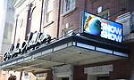 """""""Slava's Snow Show"""" - Theatre Marquee"""