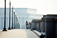 Memorial Bridge Lincolcn Memorial Washington DC