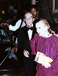 Vincente Minnelli and Lee Anderson attending the Opening Night of  Liza Minnelli in Concert on September 4, 1979 at Carnegie Hall in New York City.