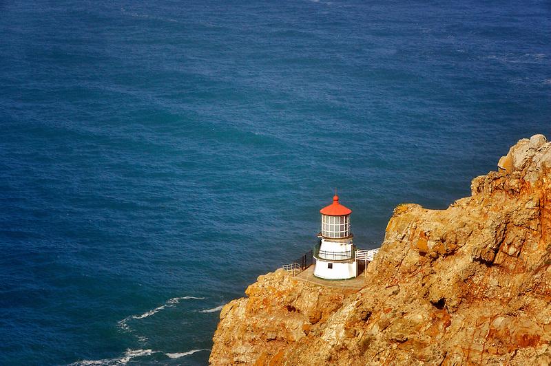 Point Reyes Lighthouse. Point Reyes National Seashore. California