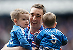 Lee Wallace and family