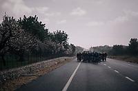 dark clouds over Mallorca (& the peloton)<br /> <br /> Trofeo Lloseta - Andratx: 140km<br /> 27th Challenge Ciclista Mallorca