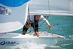 Spain	420	Men	Crew	ESPPG31	Pablo	García Portela<br /> Spain	420	Men	Helm	ESPAG70	Andrés	Álvarez<br /> Day2, 2015 Youth Sailing World Championships,<br /> Langkawi, Malaysia