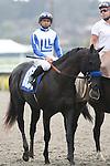 25 July 2009: Tiny Woods (2yo by Roman Ruler) at Del Mar Race Track, Del Mar, CA