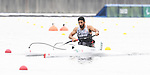 Mathieu St-Pierre, Tokyo 2020 - Para Canoe // Paracanoë.<br /> Mathieu St-Pierre competes in the men's VLS 200m sprint canoe // Mathieu St-Pierre participe au kayak simple féminin VLS 200m. 09/04/2021.