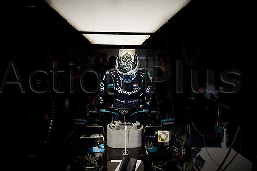 31st October 2020, Imola, Italy; FIA Formula 1 Grand Prix Emilia Romagna, Qualifying;  77 Valtteri Bottas FIN, Mercedes-AMG Petronas Formula One Team