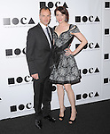 """Jonny Lee Miller and Michele Hicks at The 2011 MOCA Gala """"An Artist's Life Manifesto"""" With Artistic Direction From Marina Abramovic held at MOCA Grand Avenue in Los Angeles, California on November 12,2011                                                                               © 2011 Hollywood Press Agency"""