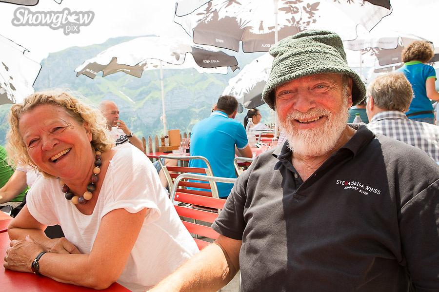 Image Ref: SWISS070<br /> Location: Berggasthaus Aescher, Switzerland<br /> Date of Shot: 21st June 2017