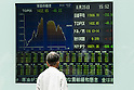 Nikkei sees big losses for third day