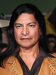 Gil Birmingham. at The Summit Entertainment's World Premiere of THE TWILIGHT SAGA: NEW MOON held at The Mann's Village Theatre in Westwood, California on November 16,2009                                                                   Copyright 2009 DVS / RockinExposures