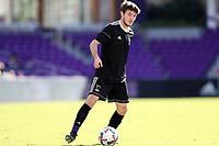 Orlando, Florida - Monday January 15, 2018: Luis Argudo. Match Day 2 of the 2018 adidas MLS Player Combine was held Orlando City Stadium.