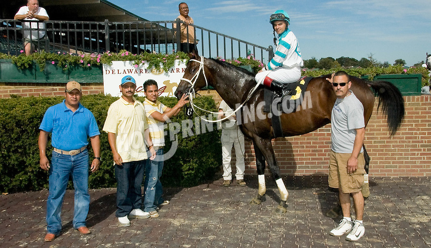 Harlow Road winning  at Delaware Park on 9/14/10