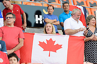 Costa Rica vs Canada, July 14, 2017
