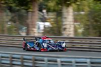 #23 UNITED AUTOSPORTS - Oreca 07 - Gibson: Paul Di Resta - Alex Lynn - Wayne Boyd, 24 Hours of Le Mans , Test Day, Circuit des 24 Heures, Le Mans, Pays da Loire, France