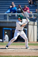 Beloit Snappers third baseman Trace Loehr (3) at bat during a game against the Bowling Green Hot Rods on May 7, 2017 at Pohlman Field in Beloit, Wisconsin.  Bowling Green defeated Beloit 6-2.  (Mike Janes/Four Seam Images)