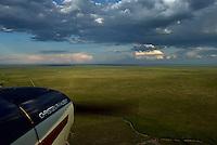 Husky over Pueblo County. Aug 2014. 811843