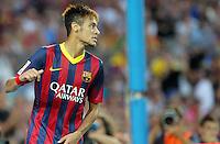 NEYMAR ( FC Barcelone )<br /> Football Calcio 2013/2014 <br /> Spagna La Liga<br /> Foto Panoramic / Insidefoto