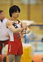 Japan National Gymnastic Team Training