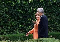 20120704 ROMA-ESTERI: VERTICE MONTI-MERKEL, ITALIA E GERMANIA INSIEME PER AFFRONTARE LE DIFFICOLTA'