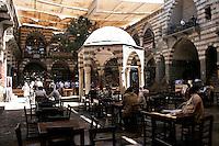 16th Century Hasan Pasha Han, Diyarbakir, southeastern Turkey