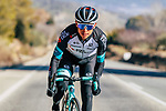 Esteban Chaves (COL) Team BikeExchange men's squad during their recent training camp in Calpe, Spain. 18th January 2021.<br /> Picture: Sara Cavallini/GreenEDGE Cycling | Cyclefile<br /> <br /> All photos usage must carry mandatory copyright credit (© Cyclefile | Sara Cavallini/GreenEDGE Cycling)