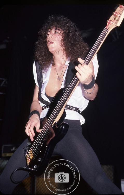 Queensryche 1984, Eddie Jackson