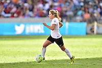 Houston, TX - Sunday Oct. 09, 2016: McCall Zerboni during a National Women's Soccer League (NWSL) Championship match between the Washington Spirit and the Western New York Flash at BBVA Compass Stadium.