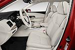 Front seat view of 2018 Acura RLX - 4 Door Sedan Front Seat  car photos