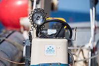 Sea Watch-2.<br /> Die Sea Watch-2 ist zu ihrer 13. SAR-Mission vor der libyschen Kueste.<br /> 19.10.2016, Mediterranean Sea<br /> Copyright: Christian-Ditsch.de<br /> [Inhaltsveraendernde Manipulation des Fotos nur nach ausdruecklicher Genehmigung des Fotografen. Vereinbarungen ueber Abtretung von Persoenlichkeitsrechten/Model Release der abgebildeten Person/Personen liegen nicht vor. NO MODEL RELEASE! Nur fuer Redaktionelle Zwecke. Don't publish without copyright Christian-Ditsch.de, Veroeffentlichung nur mit Fotografennennung, sowie gegen Honorar, MwSt. und Beleg. Konto: I N G - D i B a, IBAN DE58500105175400192269, BIC INGDDEFFXXX, Kontakt: post@christian-ditsch.de<br /> Bei der Bearbeitung der Dateiinformationen darf die Urheberkennzeichnung in den EXIF- und  IPTC-Daten nicht entfernt werden, diese sind in digitalen Medien nach §95c UrhG rechtlich geschuetzt. Der Urhebervermerk wird gemaess §13 UrhG verlangt.]