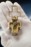 17th century watch in the form of a cross tipped to sell for £20K after being found in a sock drawer