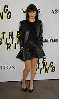 LOS ANGELES, CA - JUNE 04: Felicity Jones arrives at the 'The Bling Ring' - Los Angeles Premiere at Directors Guild Of America on June 4, 2013 in Los Angeles, California. (Photo by Celebrity Monitor)