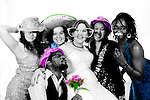 Fun Wedding Photo Booth at<br /> One If By Land, Two If By Sea,<br /> New York City