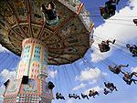 Carnival Ride at the Fair