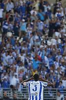 MACEIÓ, AL, 30.07.2017 - CSA-BOTAFOGO - Thales do CSA (AL), durante partida contra o Botafogo (PB) em jogo válido pela 12ª rodada do Campeonato Brasileiro série C 2017, no Estádio Rei Pelé, em Maceió, neste domingo, 30.(Foto: Alisson Frazão/Brazil Photo Press)