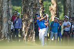 Danny Willett of England plays an approach shot during the 58th UBS Hong Kong Golf Open as part of the European Tour on 10 December 2016, at the Hong Kong Golf Club, Fanling, Hong Kong, China. Photo by Marcio Rodrigo Machado / Power Sport Images