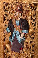 Myanmar, Burma. Burmese Marionette, Inle Lake, Shan State.