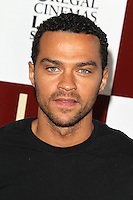 Jesse Williams at Film Independent's 2012 Los Angeles Film Festival Premiere of 'To Rome With Love' at Regal Cinemas L.A. LIVE Stadium 14 on June 14, 2012 in Los Angeles, California. ©mpi21/MediaPunch Inc. NORTEPHOTO.COM<br /> NORTEPHOTO.COM<br /> *credito*obligatorio*<br /> *SOLO*VENTA*EN*MEXICO*