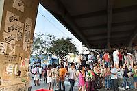 BELO HORIZONTE-MG-15.09.2013-Primeira virada cultural de Belo Horizonte- musica em baixo do viaduto Sta. Teresa- domingo,15-(Foto: Sergio Falci / Brazil Photo Press)