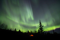 Wonder Lake Campground, Denali National Park, Interior, Alaska