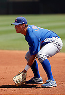 Blake Lalli - Chicago Cubs - 2009 spring training.Photo by:  Bill Mitchell/Four Seam Images