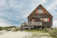 Rustic beach house, Milton, Delaware, USA