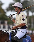 WELLINGTON, FL - FEBRUARY 12:  Scenes from the Ylvisaker Cup before Sunday's Feature Match, Coca Cola vs Valiente II, at the International Polo Club, Palm Beach on February 12, 2017 in Wellington, Florida. (Photo by Liz Lamont/Eclipse Sportswire/Getty Images)