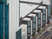 aerial photograph Moscone West San Francisco, California
