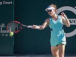April  7, 2016:   Samantha Stosur (AUS) loses to Sara Errani (ITA) 6-4, 7-6, at the Volvo Car Open being played at Family Circle Tennis Center in Charleston, South Carolina.  ©Leslie Billman/Tennisclix/Cal Sport Media